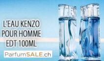 1 x L'EAU KENZO POUR HOMME bei ParfumSALE gewinnen!
