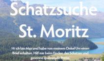 Eine Wochenende in St. Moritz bei Schatzsuche gewinnen!