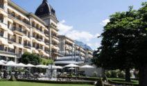 Wochenende im Hotel «Victoria-Jungfrau» in Interlaken gewinnen!