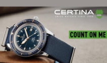 Eine CERTINA DS PH200M Uhr bei CHRIST gewinnen!