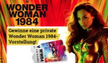 Eine private Wonder Woman 1984 – Vorstellung bei EMP gewinnen!