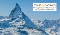 Reise Gutscheine bei Swiss Casinos gewinnen!