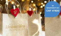 Weihnachtsshopping bei Tchibo gewinnen!