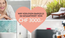 Bargeld im Wert von CHF 3000.- bei Veillon gewinnen!