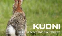 Reisegutschein im Wert von CHF 1000.- mit Kuoni gewinnen