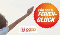 CHF 200.- bei ITS COOP Travel gewinnen!